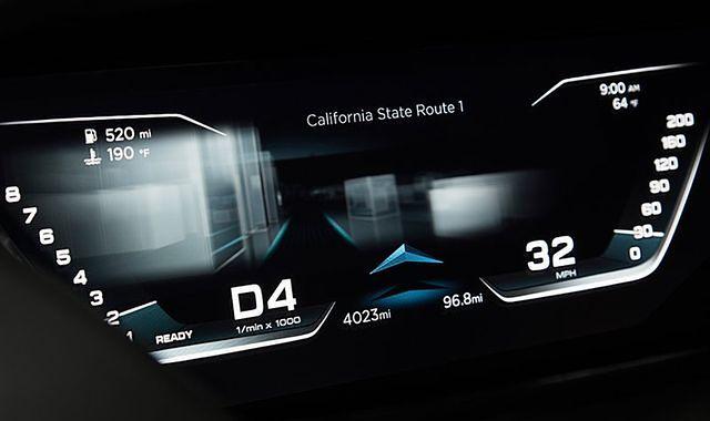 Szereg nowinek Audi na targach CES 2015