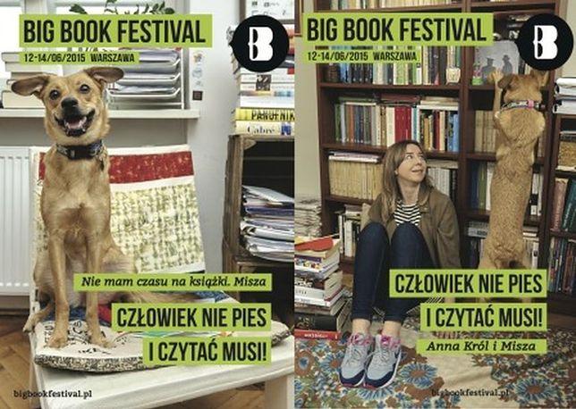 """""""Człowiek nie pies i czytać musi"""""""