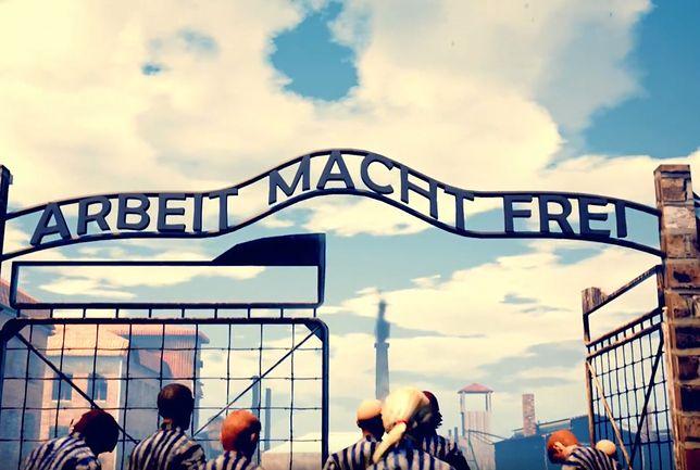 """Gra """"Cost of Freedom"""" rozgrywa się w obozie Auschwitz-Birkenau"""