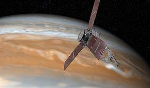 Spowodowali wybuch jądrowy w atmosferze Jowisza