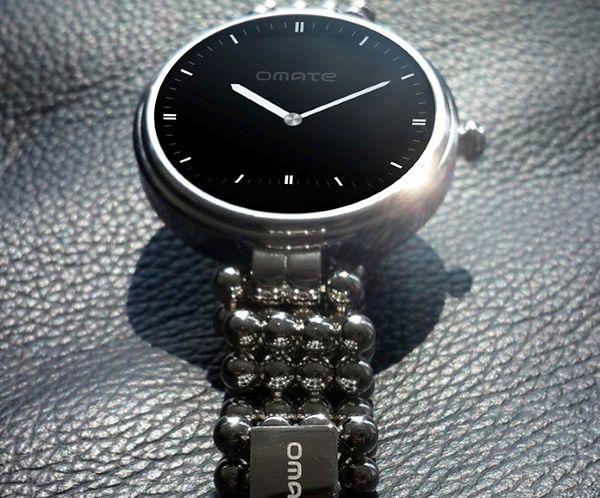 Lutetia: pierwszy inteligentny zegarek dla kobiet