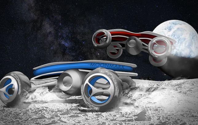 """Nowe samochody """"księżycowe"""" wezmą udział w wyścigu na powierzchni Srebrnego Globu"""