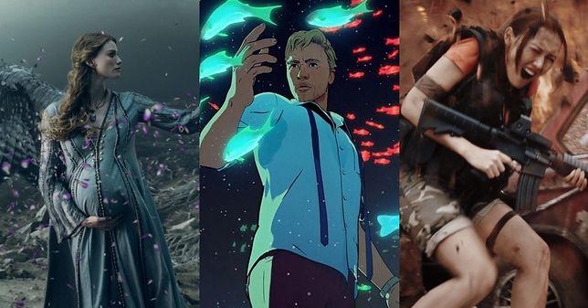 """Czołówka """"Wikingów"""", """"Rybia noc"""" i aktorski zwiastun """"Playerunknown's Battlegrounds"""" to wszystko dzieła Platige Image"""