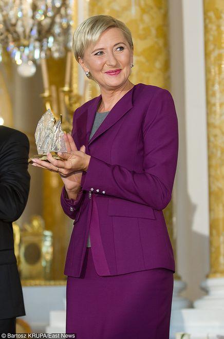 Pierwsza dama na finałowej gali Lodołamacze 2016