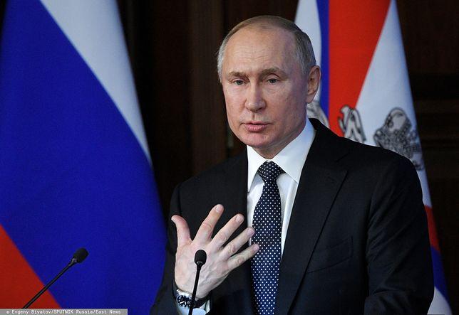Agaton Koziński: Putin kłamie w sprawie Polski. Dla nas to raczej szansa niż zagrożenie