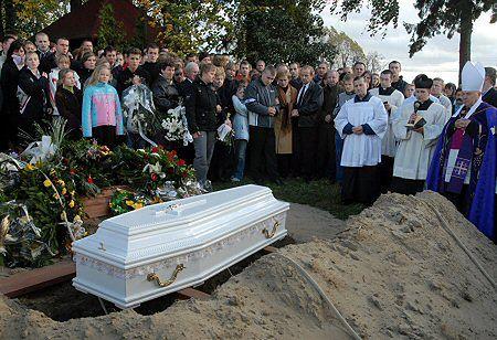 Polska pożegnała 14-letnią gimnazjalistkę