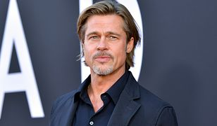 Brad Pitt wyjechał z ośrodka na wózku inwalidzkim. O co chodzi?
