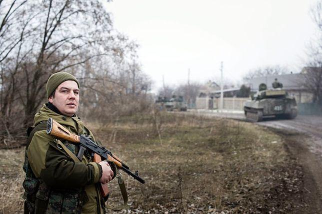 Kijów: separatyści znów użyli artylerii