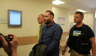 Kamil Durczok został zatrzymany przez policję (zdjęcie archiwalne)