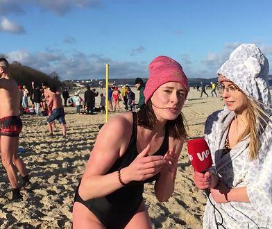 """Dziennikarka zadebiutowała jako mors. """"Wciągnęli mnie do wody siłą"""""""
