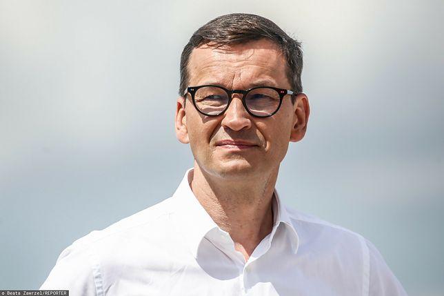 Premier odniósł się w Gdańsku do sprawy Mariana Banasia