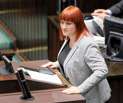 Justyna Socha, prezes stowarzyszenia STOP NOP