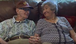 Ślub wzięli 71 lat temu. Mąż i żona zmarli tego samego dnia