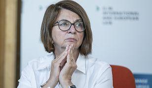 """Julia Pitera krytykuje władze PO. """"Zróbcie coś, bo to się źle skończy"""""""