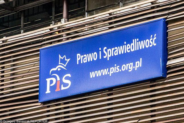 Siedziba PiS mieści się przy Nowogrodzkiej 84/86 w centrum Warszawy