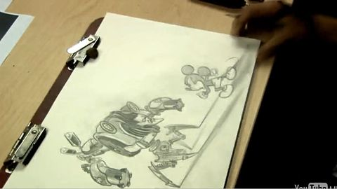 Epic Mickey - nowy przeciwnik i kawałek ze ścieżki dźwiękowej