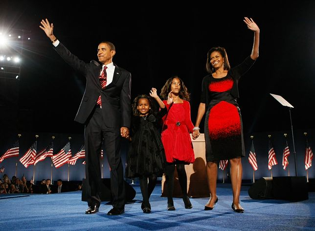 Pierwsze córki Białego Domu