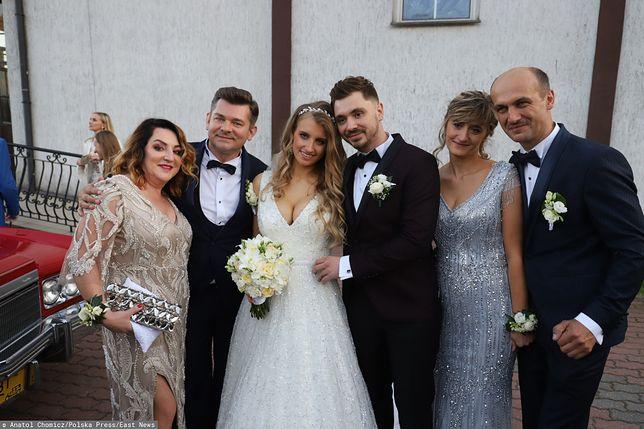 Ślub Eweliny i Daniela Martyniuków