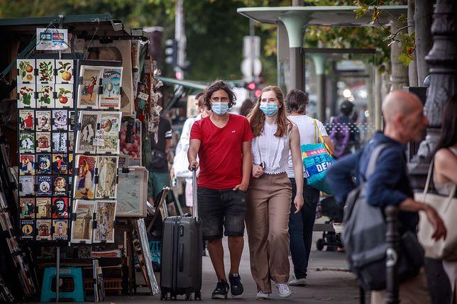 Koronawirus. Rośnie liczba zakażeń w Europie. Zła sytuacja we Francji, Grecji i Norwegii (zdjęcie ilustracyjne)