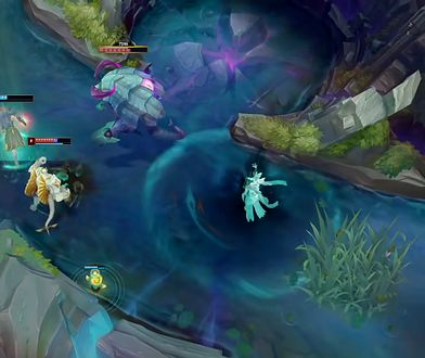 League of Legends z wizualnymi poprawkami dwóch postaci w nowym patchu