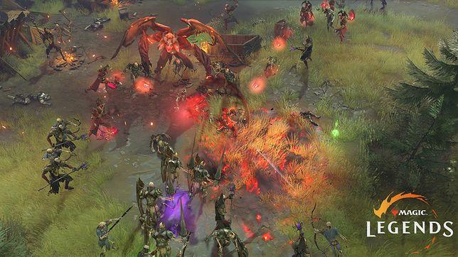 Magic: Legends. Zapowiada się MMORPG, a tak naprawdę hack'n'slash w świecie Magic: The Gathering