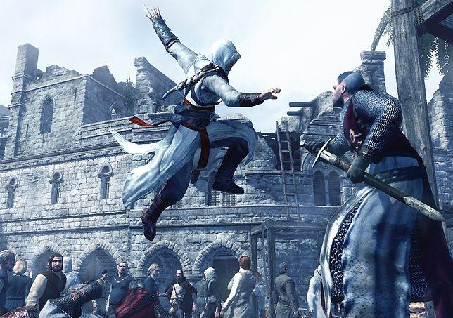 Seria Assassin's Creed liczy sobie kilkanaście części i należy do bestsellerów w swoim gatunku