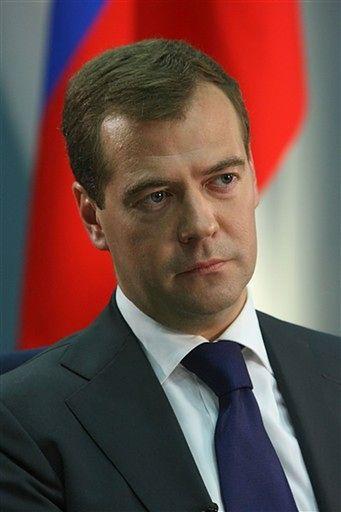 Miedwiediew: nie wstydzę się decyzji o rozpoczęciu wojny