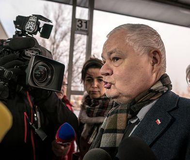 Adam Glapiński z Martyną Wojciechowską