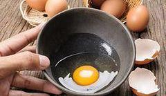 Wykorzystaj odżywcze właściwości jajka dla urody