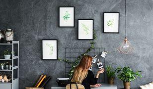 Pusta ściana może stać się najważniejszą ozdobą mieszkania