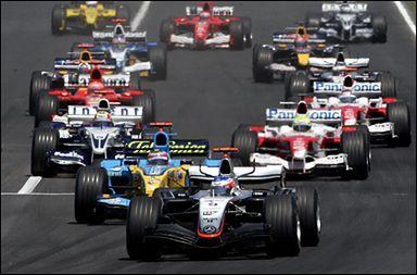 <a href=http://sport.wp.pl/kat,1775,katn,Wiadomo%B6ci,wid,7160266,widn,GP%20Hiszpanii%3A%20zwyci%EAstwo%20Raikkonena,wiadomosc.html><B>GP Hiszpanii:</b></a><BR> Do wyścigu o Wileką Nagrodę Hiszpanii wystartowało 18 kierowców