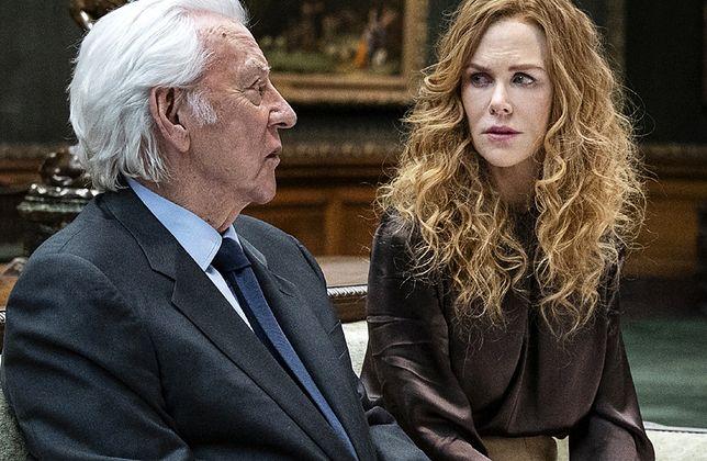 Donald Sutherland ma 85 lat i nie zamierza odejść na emeryturę