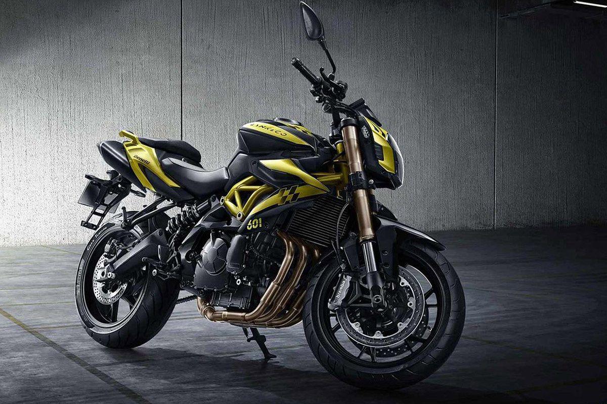 Motocykl Lynk & Co