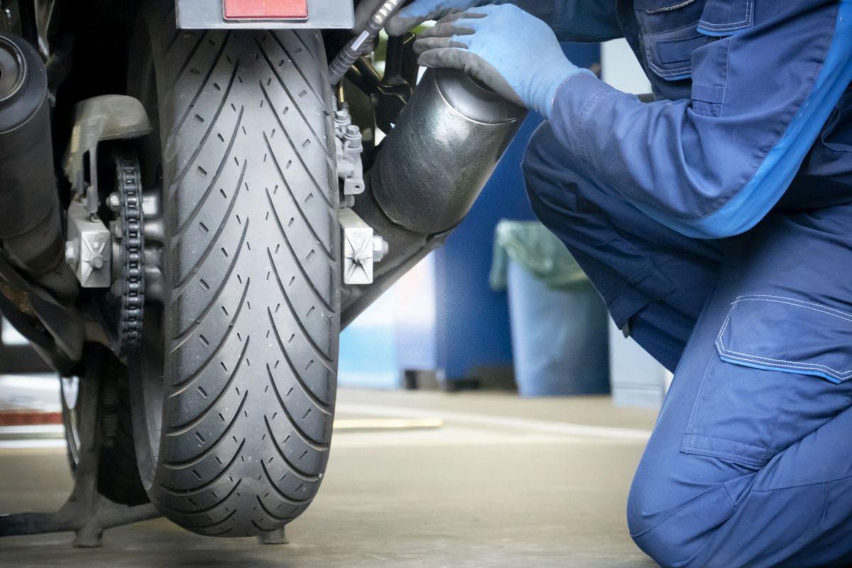 Badanie techniczne motocykla jest obowiązkowe