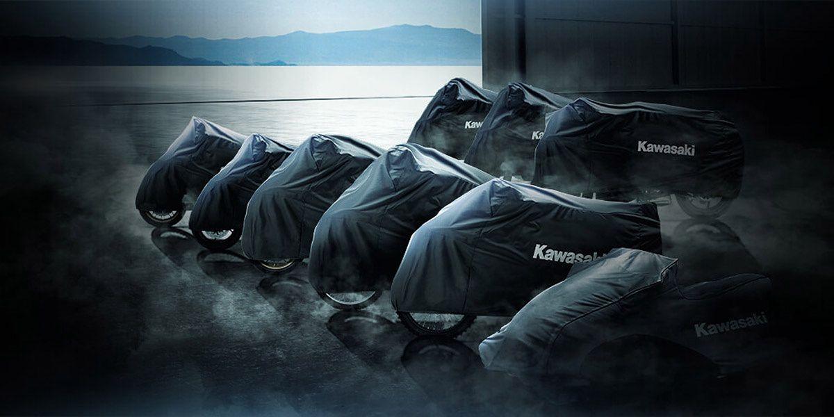 9 premier Kawasaki na 2022 r.