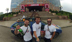 Niesamowita podróż trzech Polaków do stolicy Mongolii