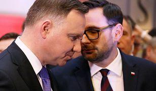 """""""Taśmy Obajtka"""". Prezydent Andrzej Duda zabrał głos ws. prezesa Orlenu"""