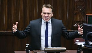 """""""Pożałuje"""". Tarczyński odpowiada Niesiołowskiemu za """"meduzę"""""""