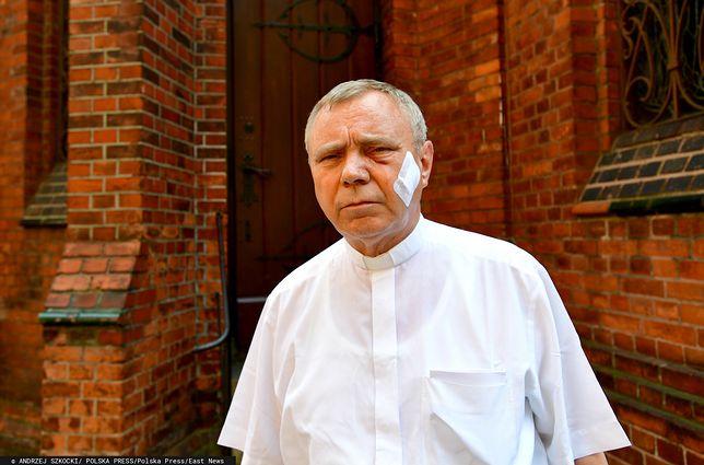 Ksiądz Aleksander Ziejewski