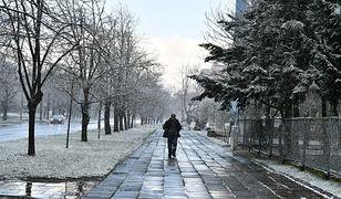 Pogoda w Warszawie we wtorek 29 grudnia. Słońce i deszcz