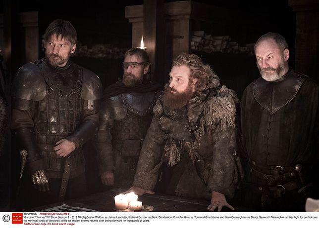 """Obsada """"Gry o tron"""" zdobyła się na wzruszający gest. Umilili staruszce ostatnie chwile na ziemi."""