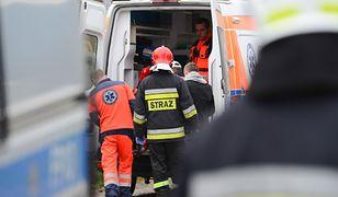 Gdańsk. Podpalenie windy w bloku. 11 osób poszkodowanych