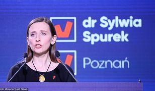 Sylwia Spurek deklaruje pomoc przy przeciwdziałaniu mobbingowi w Wiośnie