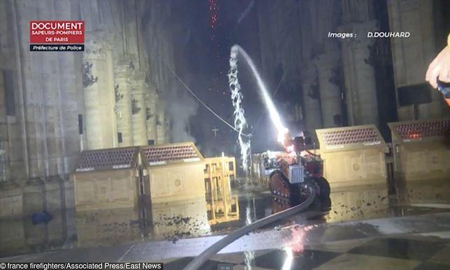 Katedra Notre Dame. Tragedia w Paryżu