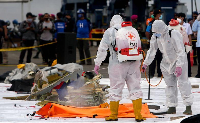 Indonezja. Katastrofa Boeinga 737. Znaleziono czarne skrzynki