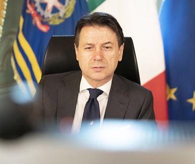 Włochy. Giuseppe Conte ustąpi z funkcji szefa rządu