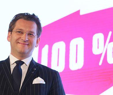 Michał Lisiecki wychodzi z aresztu
