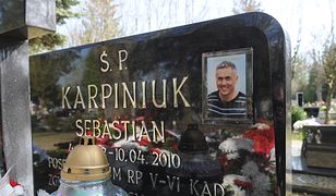 Ponowny pogrzeb Sebastiana Karpiniuka. Rodzina dowiedziała się przypadkiem