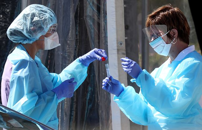 Koronawirus w USA. Śmiertelność COVID-19 aż 10 razy wyższa niż z powodu grypy