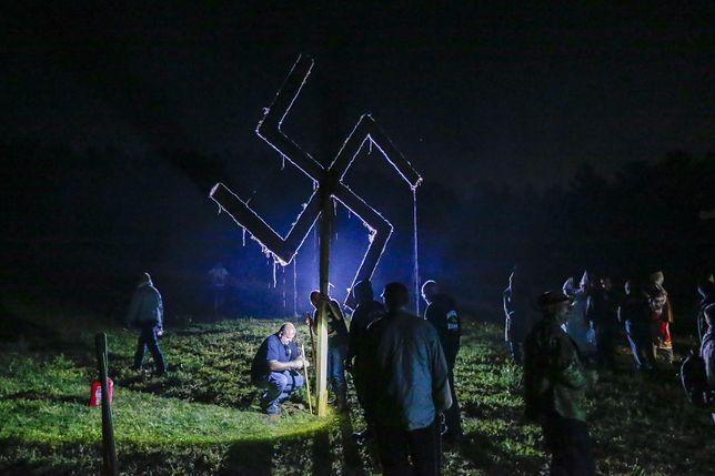 Burza po materiale o neonazistach: są pierwsi zatrzymani